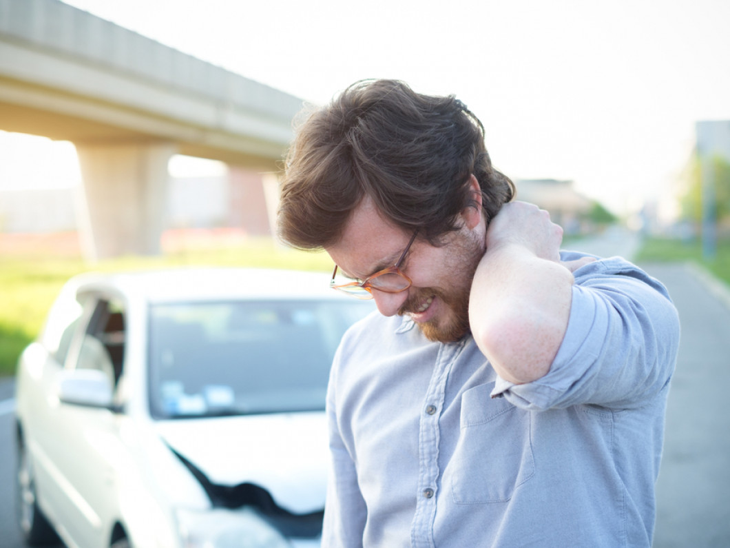 Soft Tissue Injuries in Car Accident Cases