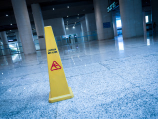 PREMISES SLIP AND FALL